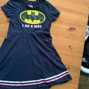 5/$30 Batman / Short Sleeve / Dress